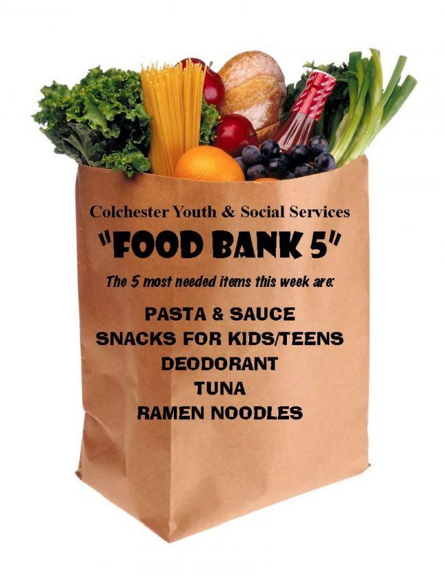 FOOD BANK 5