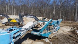 White Tail Lane Construction