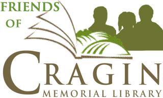 Friends of Cragin Memorial Libray logo.