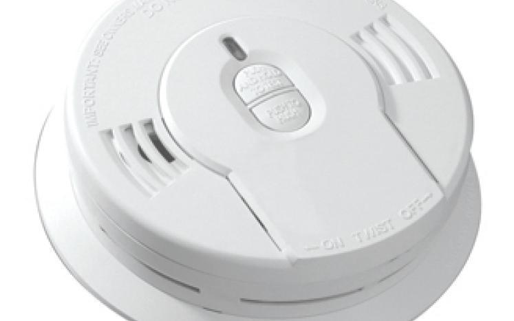 10 yr Smoke Detector