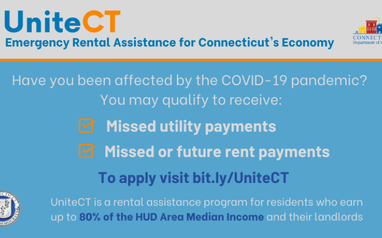 UniteCT Emergency Rental Assistance